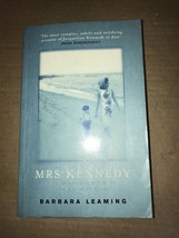 Mrs.Kennedy by Barbara Leaming (Paperback, 2002) SUPERFAST Dispatch - $8.01