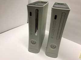 2 Microsoft Xbox 360 Console's For Parts Or Repair - $19.79
