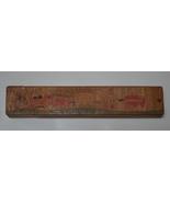 ART DECO WOOD PENCIL BOX - $20.00