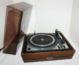 Dual 1228 Stereo Turntable + Shure M95ED Cartridge + UA Base + Dustcover... - $234.99