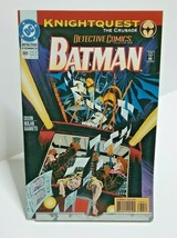 Batman Detective Comics DC Issue 669 December 1993 Knightquest The Crusader - $2.75