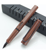 Lamy Safari Brown Color Roller Ball Pen + Fountain Pen for choose - $13.09+
