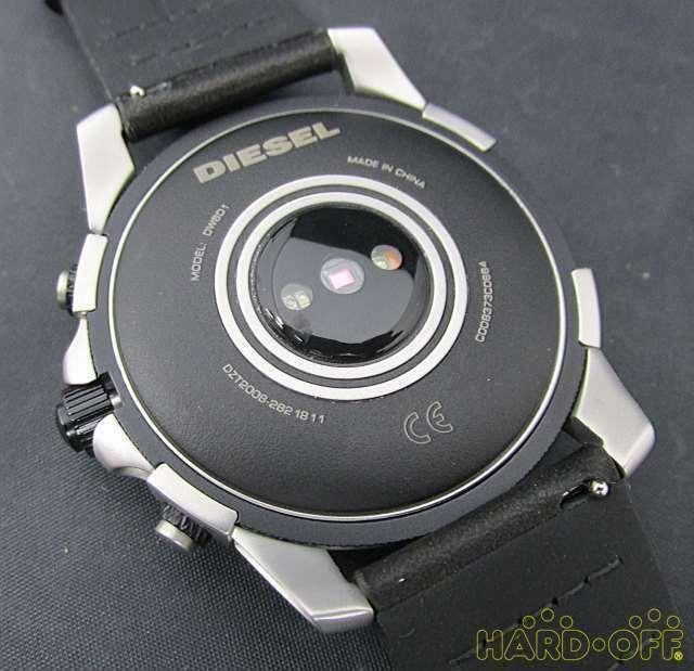 Diesel Touchscreen Smart Watch Cod8373Co664 Dzt2008 Quartz Digital image 6