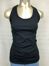 NWT BEMATERNITY BY ingrid & isabel Ruched Maternity Tank Active Top Blac... - $14.99