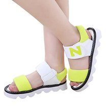 Girls Shoes Baby Shoes Children Sandals Summer Girls Sandals Princess Shoes Bow image 2