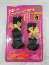 Cut and Style Barbie Attachable AA Hair Refills Mattel 13072 NIP - $12.19