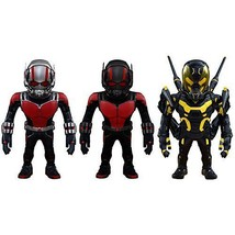 NEW ARTIST MIX Ant-Man DELUXE SET OF 3 Action Figure Hot Toys F/S - $218.27