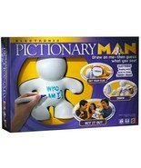 Mattel 2008 Electronic Pictionary Man Pictionary Charades Game Draw Create Play - $14.80