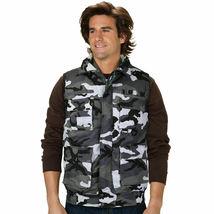 Men's Premium Multi Pocket Zip Up Military Fishing Hunting Utility Tactical Vest image 6