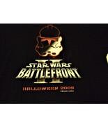 Star Wars BattleFront II Halloween 2005 T Shirt - $14.95
