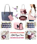 KATE SPADE NEW YORK GEO BIRD OR LOVE BIRD KEY FOB, OR WALLET, OR BAGS IN... - $32.55+