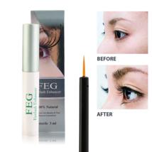 Genuine FEG Eyelash Enhancer Rapid Growth Serum 100% Natural Limited Qua... - $6.77