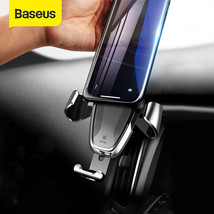 Baseus Gravity Car Holder For iPhone Samsung Cell Mobile Phone Holder 360 - £10.26 GBP+