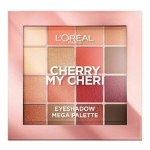 L'Oreal Paris Cherry my Cheri Palette Pastel Eyeshadow Palette - NEW - $12.24