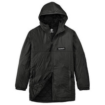 TIMBERLAND A1N8L-001 MEN'S BLACK HOODED JACKET Sz XXL - $89.99