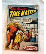 Rip Hunter Time Master # 15 DC Silver Age  Very Good Condition - $9.99