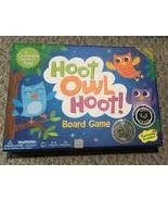 Peaceable Kingdom Hoot Owl Award Winning Cooperative Game - $14.80