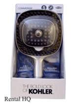Kohler Showerhead Handshower R77634-BN Converge 5-Spary , Brushed Nickel - $42.08