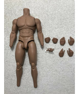 Terminator 2 T-800 Body & Hands MMS 117 1/6th Scale - Hot Toys - $96.74