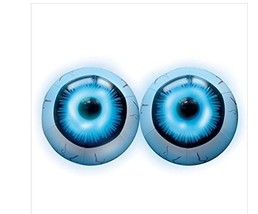 Occasions Yard Decoration 16 in. Diameter Lighted Inflatable Eyeballs, O... - €23,30 EUR