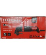Craftsman CMEW400 3.0 AMP Oscillating Tool Kit Corded Red Black New in Box - $98.99