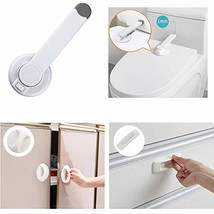 Baby Safety Toilet Lock, Special Child Toilet Lock for Bathroom Baby Pro... - $7.79