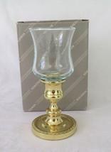 Baldwin Rope Edge Votive Holder, Polished Brass, In Box. - $14.00