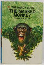 The Masked Monkey Franklin W. Dixon The Hardy Boys 51 - $3.99