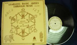 Hap Palmer - Learning Basic Skills Through Music Vol 5 - Activity Record... - $3.00