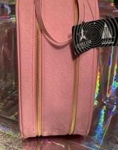 *TRUSTED SELLER* ShipsNOW SHANE DAWSON X JSC Pink Double Zip Pig Imprint Bag NEW image 2