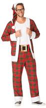 Rasta Imposta Hipster Mr. Claus Babbo Natale da Uomo Adulto Costume Halloween - $51.45