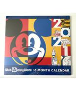 Walt Disney World Parks 16 Month 2020 - 2021 Calendar NEW - $24.90