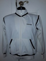 Vintage ADIDAS  Jacket  Made In Taiwan, Polyester  Size  M  - $44.55