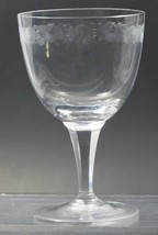 Rosenthal port glass  460-1 Hand engraved / cut - $17.60