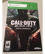 Call of Duty: Black Ops xbox 360/ONE game Full ... - $34.77