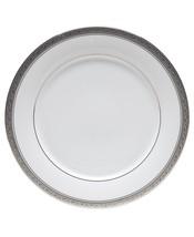 Noritake Crestwood Platinum Salad Plates Set Of Four- Open Stock New - $54.99