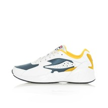 Sneakers Man Fila Mindblower 1010574.02F Shoes Colorful Walking Snkrsroom Bianco - $153.57 CAD