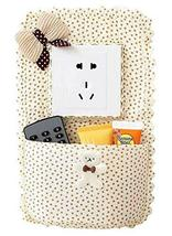 PANDA SUPERSTORE Switch Stickers Cover Cute Bear Wall Switch Stickers Pocket Bag