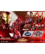 Avengers Infinity War Movie Masterpiece 1/6 Scale Series-Iron Man Mark L... - $559.81