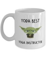 Yoga instructor Mug Yoda Best Yoga instructor Thank you, Christmas or  - £10.84 GBP