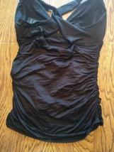 Ralph Lauren Black Slimming Fit One Piece Size 18W image 2