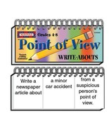MC-W2026 - POINT OF VIEW WRITE ABOUTS GR 4-8 - $14.19