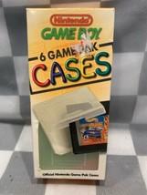Nintendo Game Boy 6 Videospiel Packung Farbe Hüllen Neu Ovp 2000 - $26.03
