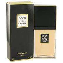 Chanel Coco 3.4 Oz Eau De Toilette Spray image 2