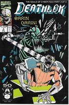 Deathlok Comic Book #4 Marvel Comics 1991 NEW UNREAD NEAR MINT - $2.99
