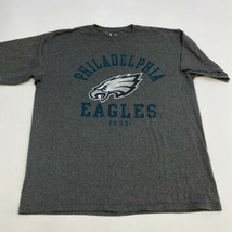 NFL Team Apparel Activewear T Shirt Men's Size XL Short Sleeve Gray Football - $17.99