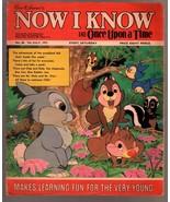 Walt Disney's Now I Know #40 1973-U.K-Brer Rabbit-G - $37.83