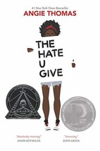 The Hate U Give [Hardcover] Thomas, Angie - $17.85