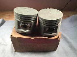 Ford 352 pistons pair 8BA-6108-A0 - $25.00