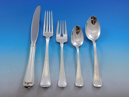 Old French by Gorham Sterling Silver Flatware Set for 8 Service 40 pcs P... - $2,605.50